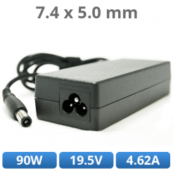 NABÍJAČKA DELL - 90W, 19.5V, 4.62A, 7.4x5.0mm